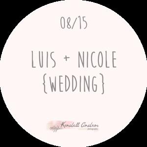 Luis + Nicole
