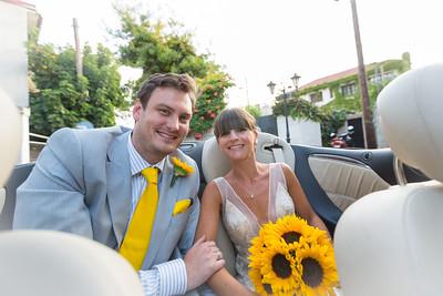 2014.08.30 : Duncan and Angela's Wedding in Longos, Greece
