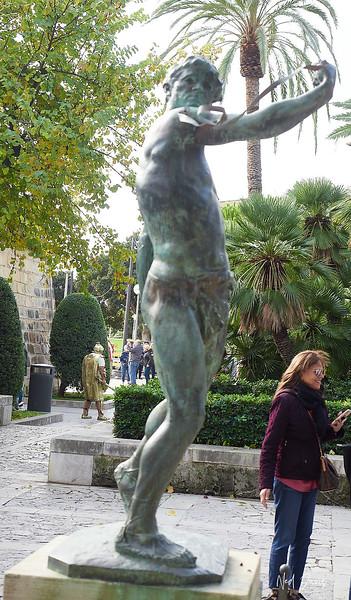 Es Fonner (The Slinger) in Palma