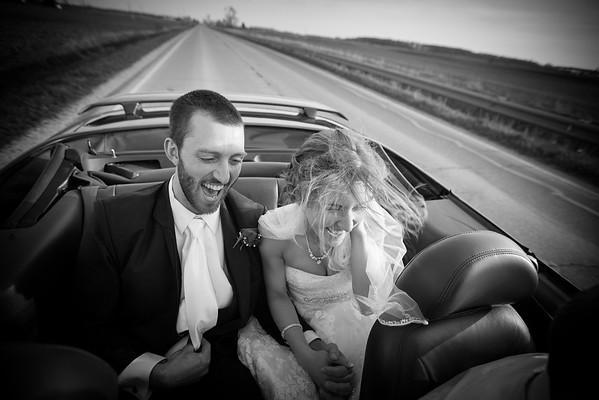 Melissa & Lance's Wedding