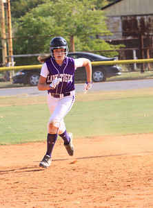 DMS Softball vs Chattooga 2011