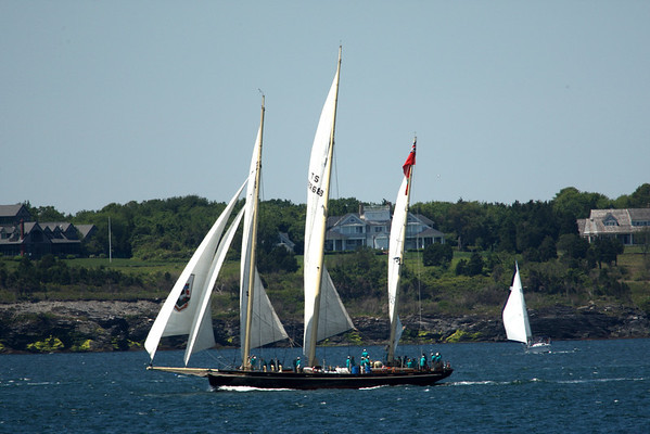 Newport to Bermuda Race 06-15-12