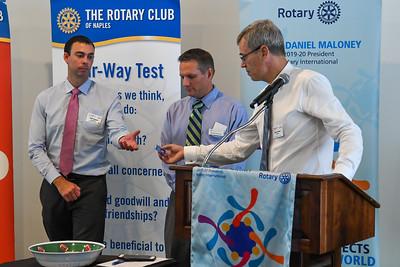 10-9-2019 Rotary Meeting