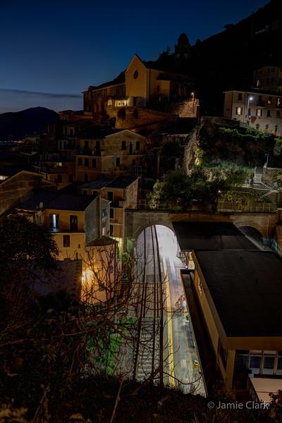 Vernazza, Home-base, Cinque Terre, Italy -  October 2017