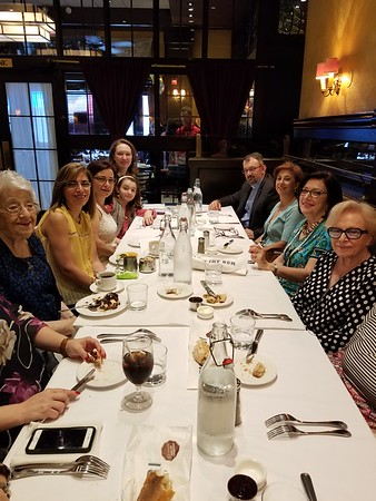 Women's Guild Summer Kick off Luncheon & General Meeting