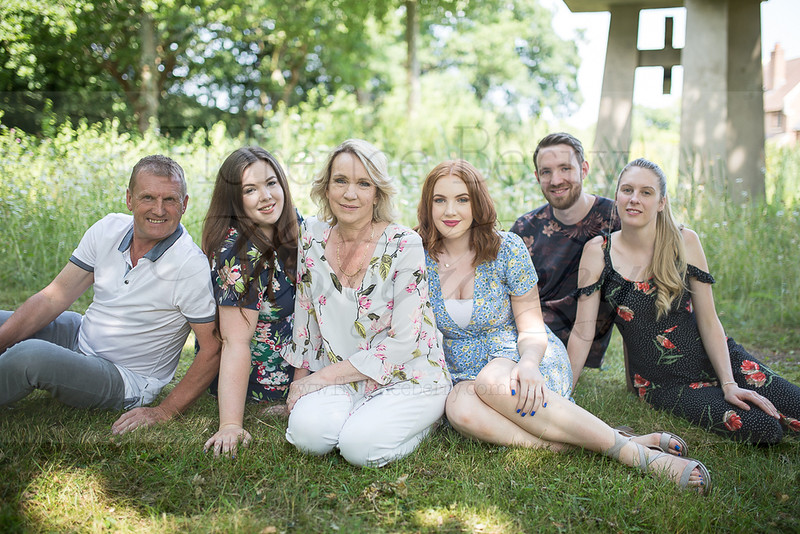 Ray, Jilly + Family
