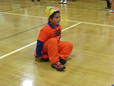 2012-10-31 Kindergarten Halloween 2
