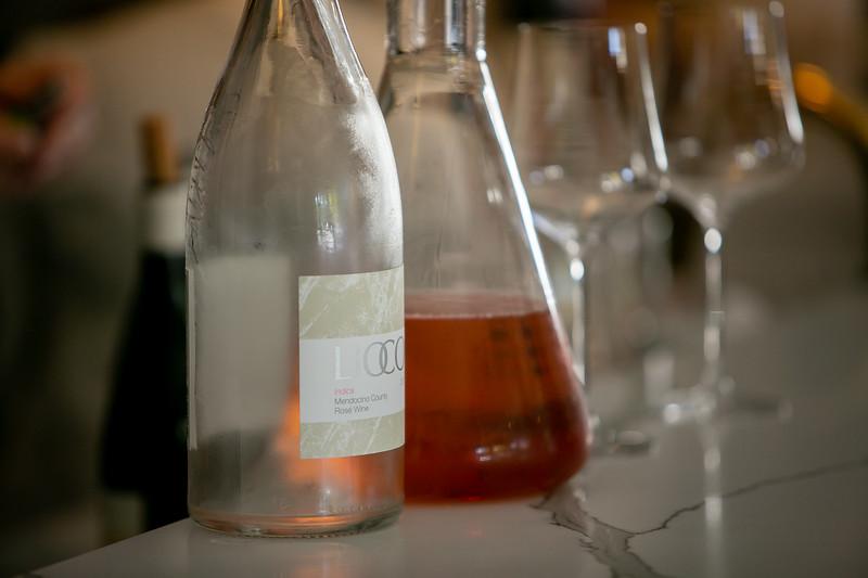 Lioco Winery Tasting Room