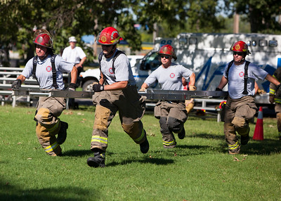 2015 Kentucky Firefighter Olympics