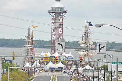 Tall Ships in Erie Pa