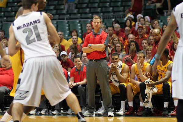 Iowa State vs. Akron 2013 Diamond Head Classic
