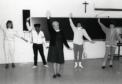 Spring Musicale, DIsney, 1988