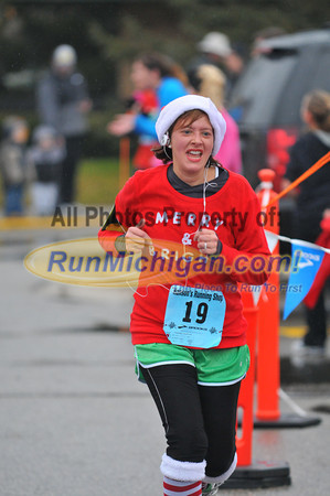 Finish, Gallery 3 - 2012 Shelby Twp. Jingle Bell Run