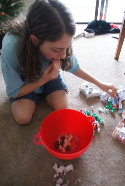 The Family post-Christmas deflate