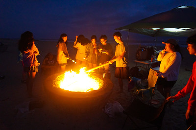 08/16/18 - SSM Beach Bonfire