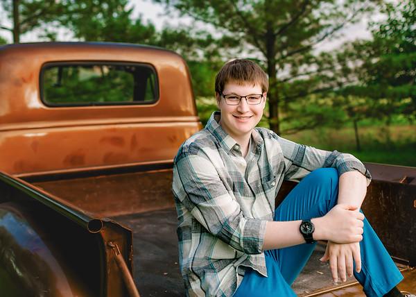Senior: Zach
