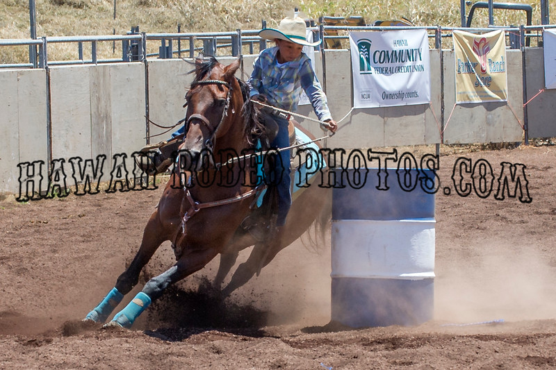 YOUTH AND JUNIOR BARRELS