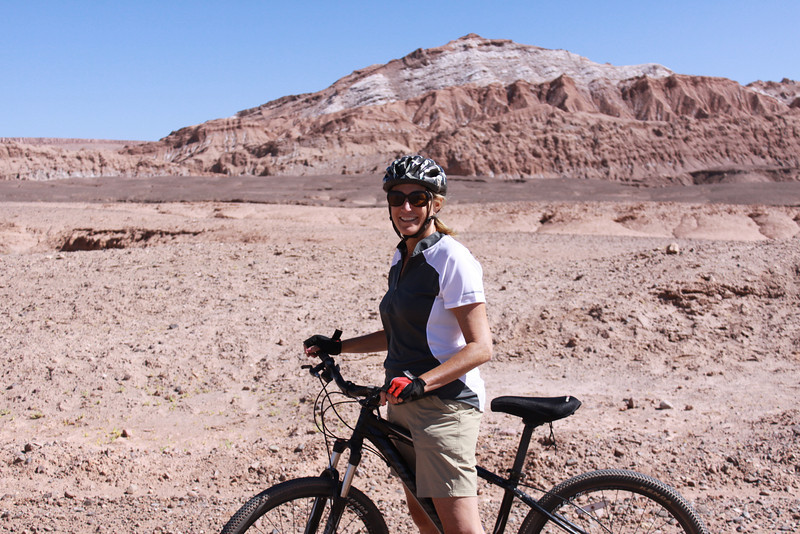 Valley of the Moon- 26km mountain bike ride