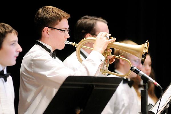 Jazz bands perform at Paramount