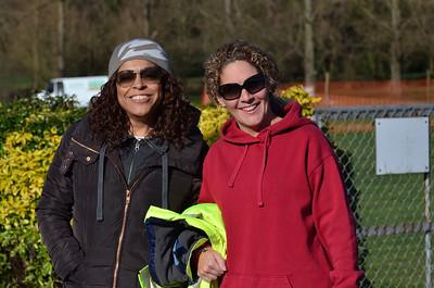 Eastleigh 10k -Start - 23/3/13 (Selected runners only)