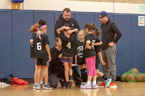 Enfield Youth Basketball 1-25-20