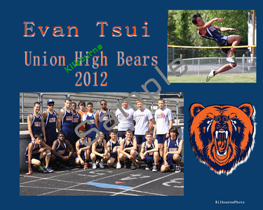 Union Track Team 2012