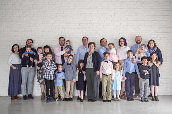 Hepworth Family 2018