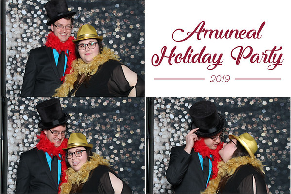 Amuneal Holiday Party 2019