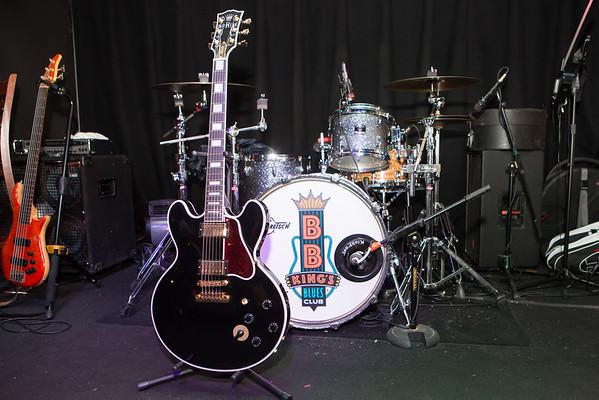 BB King Guitar Tribute