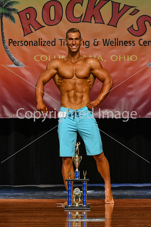 Men's Open Physique Finals