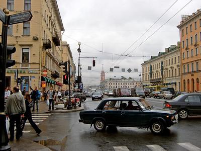 St Petersburg Environs