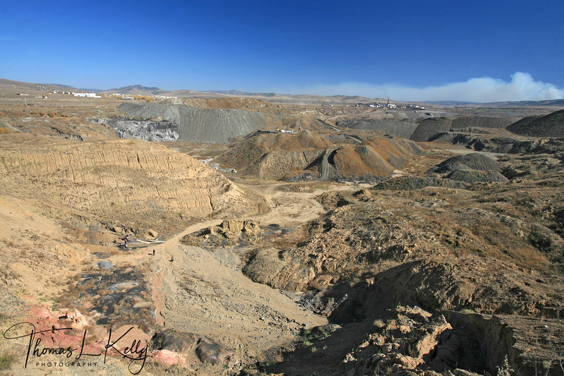 Impoverished Mongolia is rich in Mineral wealth. But will the potential bonanza help or hurt the nation. Private prospectors continue mining coal and gold at the Sarangol mine site, once a flourishing mine for the Soviets and Mongolian Government.