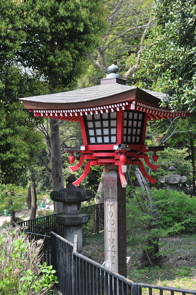 Ueno-koen Park