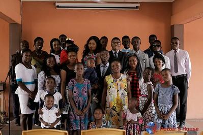 Anya Ghana, Africa  - Isaac & Mercy Mensah
