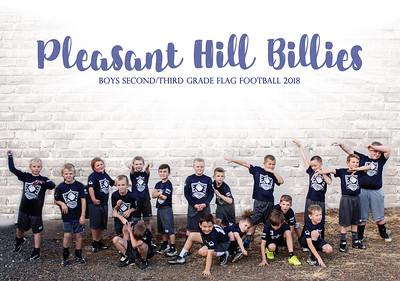 PH Billies 2/3 Grade Flag Football