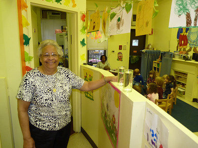 May 14 Barbara Robinson and her Little People Pre-K