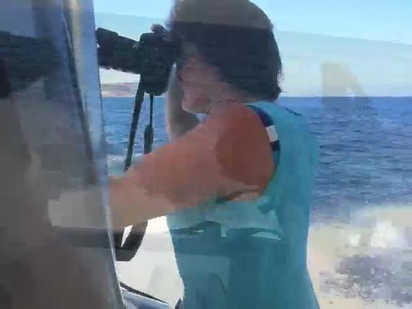 Sailing to Tabarca