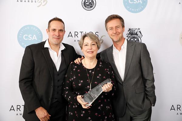 2020 Artios Awards (Press Images)