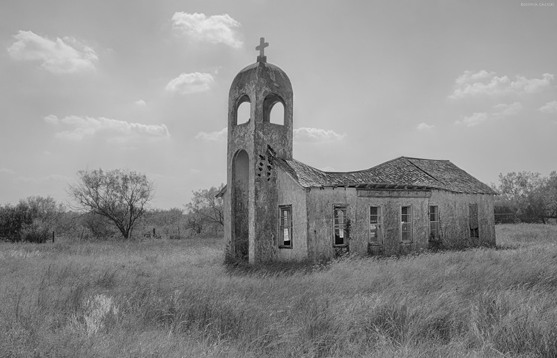 Abandoned Missionary Church