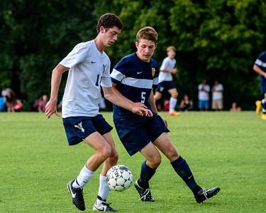 Boys Soccer vs Highland 9.1.15