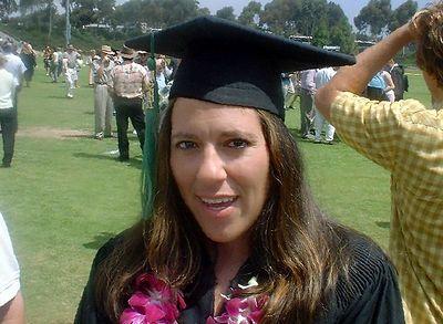 Graduation Day  UCSD- Maren