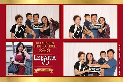 Leeana's Grad Party