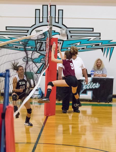 Sierra Volleyball 09-14-2017