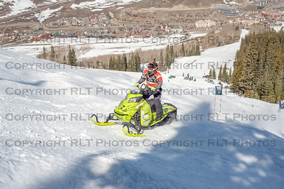Ski-Doo Saturday Crest. Butte 2015