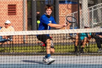 2021-05-14 Broad Run @ Tuscarora Boys Tennis Senior Night