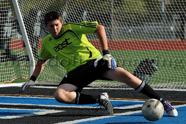 Lincoln-Way East Sophomore Soccer (2012)