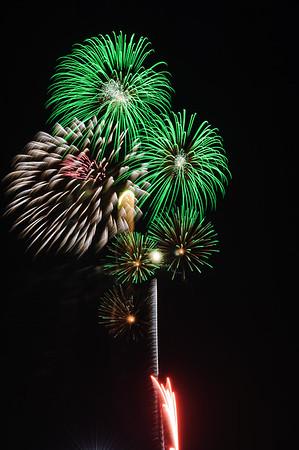 20080704 Albuquerque Fireworks