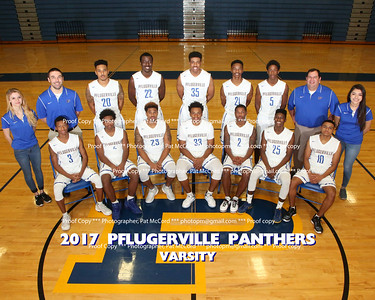 2017 Boys and Girls Basketball