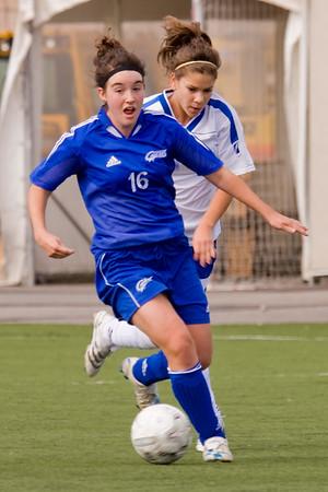 2007-08 Women's Soccer