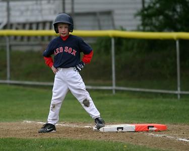 Red Sox vs A's 05-15-05